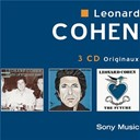 Léonard Cohen - Vol.2 - songs of leonard cohen - songs of love & hate - new skin for the old ceremon