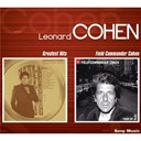 Léonard Cohen - Greatest hits - field commander cohen