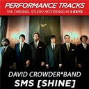 David Crowder - Sms (shine) (performance tracks) - ep
