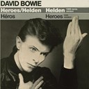 David Bowie - 'heroes'/'helden'/'h&eacute;ros' e.p.