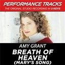 Amy Grant - Breath of heaven (mary's song) (performance tracks) - ep