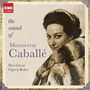 Montserrat Caball&eacute; - The sound of montserrat caball&eacute;