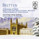 King's College Choir Of Cambridge - Britten: a ceremony of carols etc