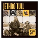 Jethro Tull - 5 album set (remastered) (aqualung/a passion play/minstrel in the gallery/too old to rock n roll/songs from the wood)