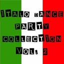 Caravan / Den Harrow / Ken Laszlo / Kikka / Laurie / Mr. Black / Radiorama / Ric Fellini / Righeira / Tom Hooker - Italo dance party collection vol. 2