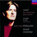 Arthur Honegger / Charles Dutoit / Jean Françaix / Jean-Yves Thibaudet / Maurice Ravel / Orchestre Symphonique De Montréal - Ravel: piano concertos/honegger: piano concertino/françaix: piano concertino