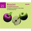 Gioacchino Rossini / Orchestre Academy Of St. Martin In The Fields / Sir Neville Marriner - Rossini: complete overtures