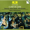 Alexis Weissenberg / Claude Debussy - Debussy: clair de lune; piano works