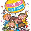 Kidzone - Happy birthday - spanish music style