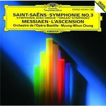 Messiaen - Offrandes oubliées, l'Ascension... U0028943585422