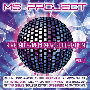[FS]Ms Project - The 80's remixes collection, vol. 1 (2011) [MP3]