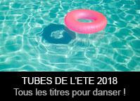 Tubes de l'été 2018