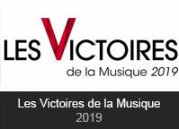 Les Victoires de la Musique 2019